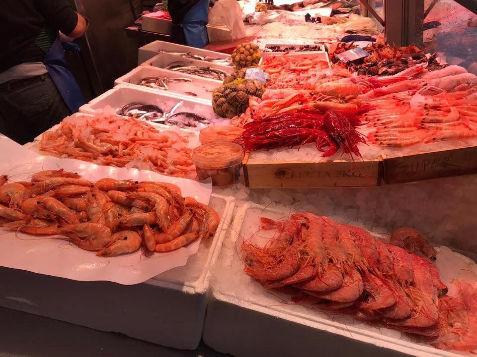 Encuentra el pescado fresco en Atocha, Madrid de la mejor calidad