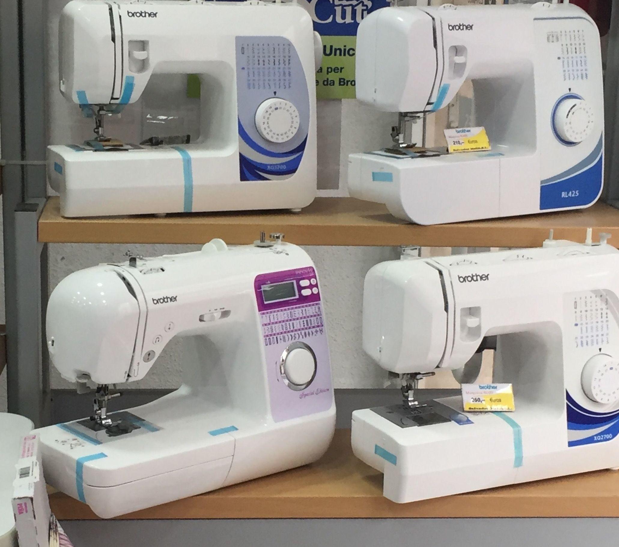 Foto 1 de Máquinas de coser en Vall de Uxó | Salvador Melià S.L.