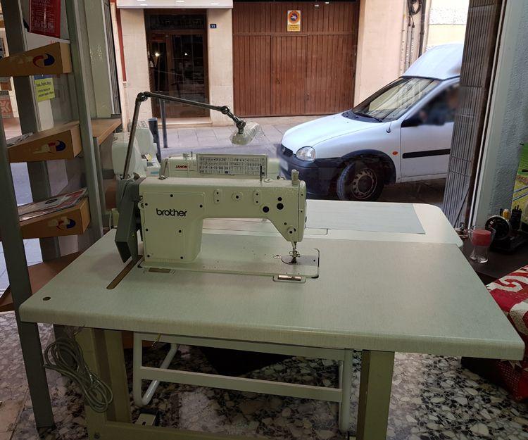 Máquinas de coser en Castellón