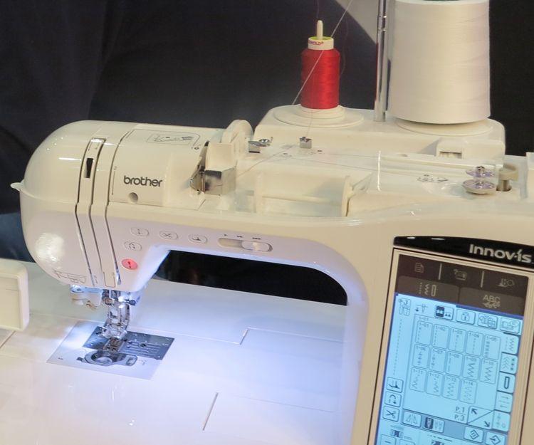 Venta y reparación de máquinas de coser en Castellón