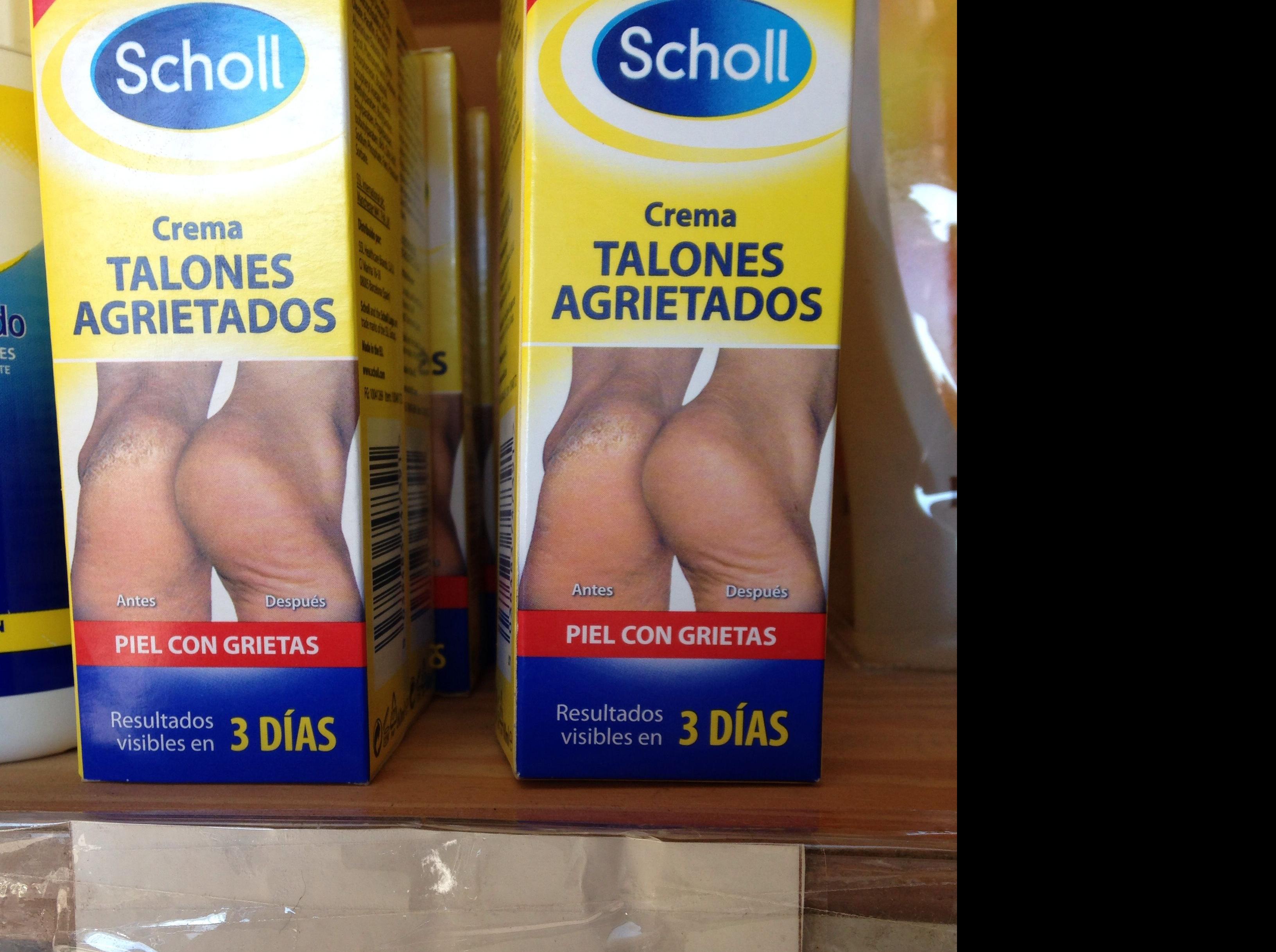 Scholl talones