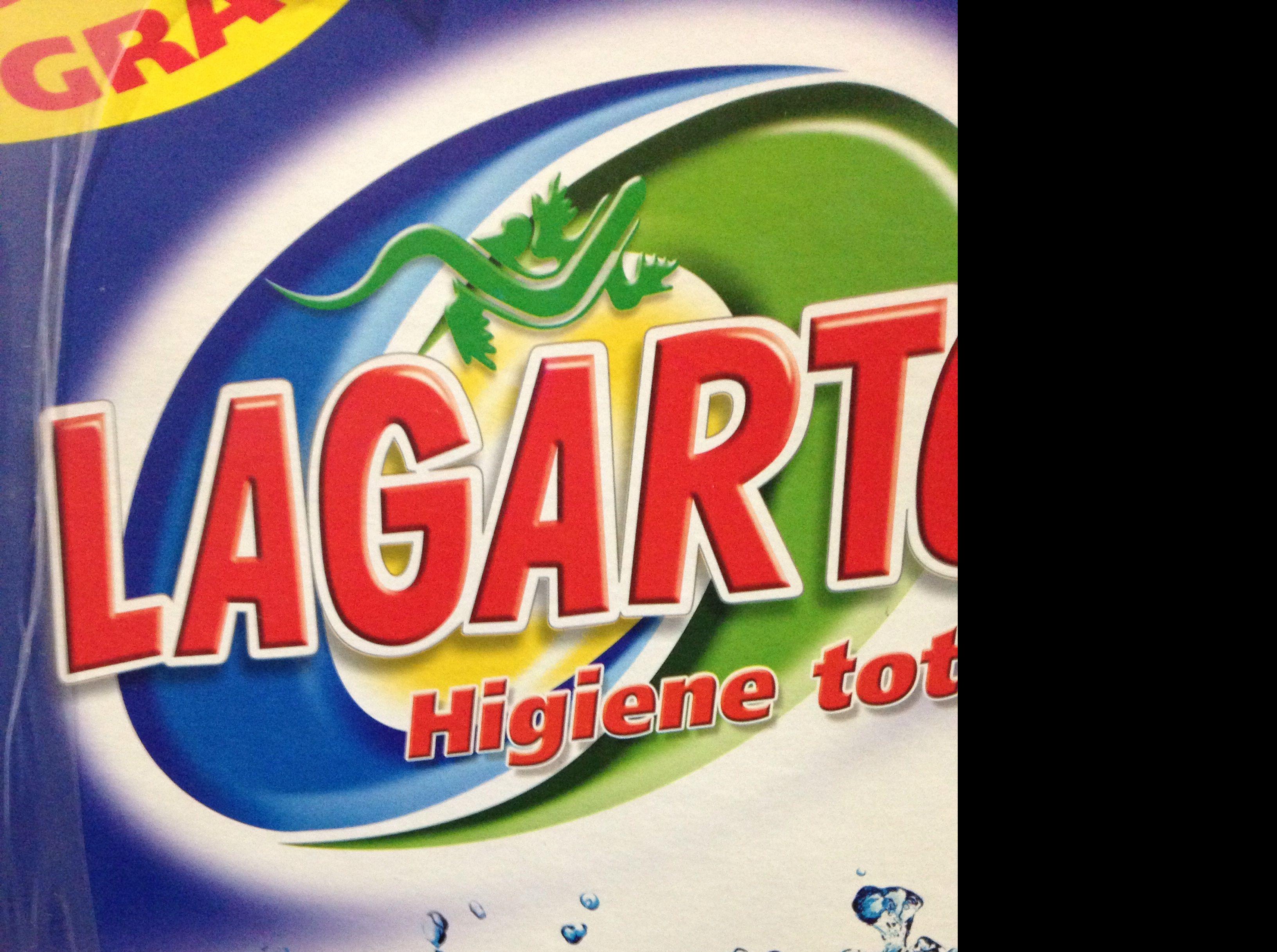 Maleta detergente lagarto xl