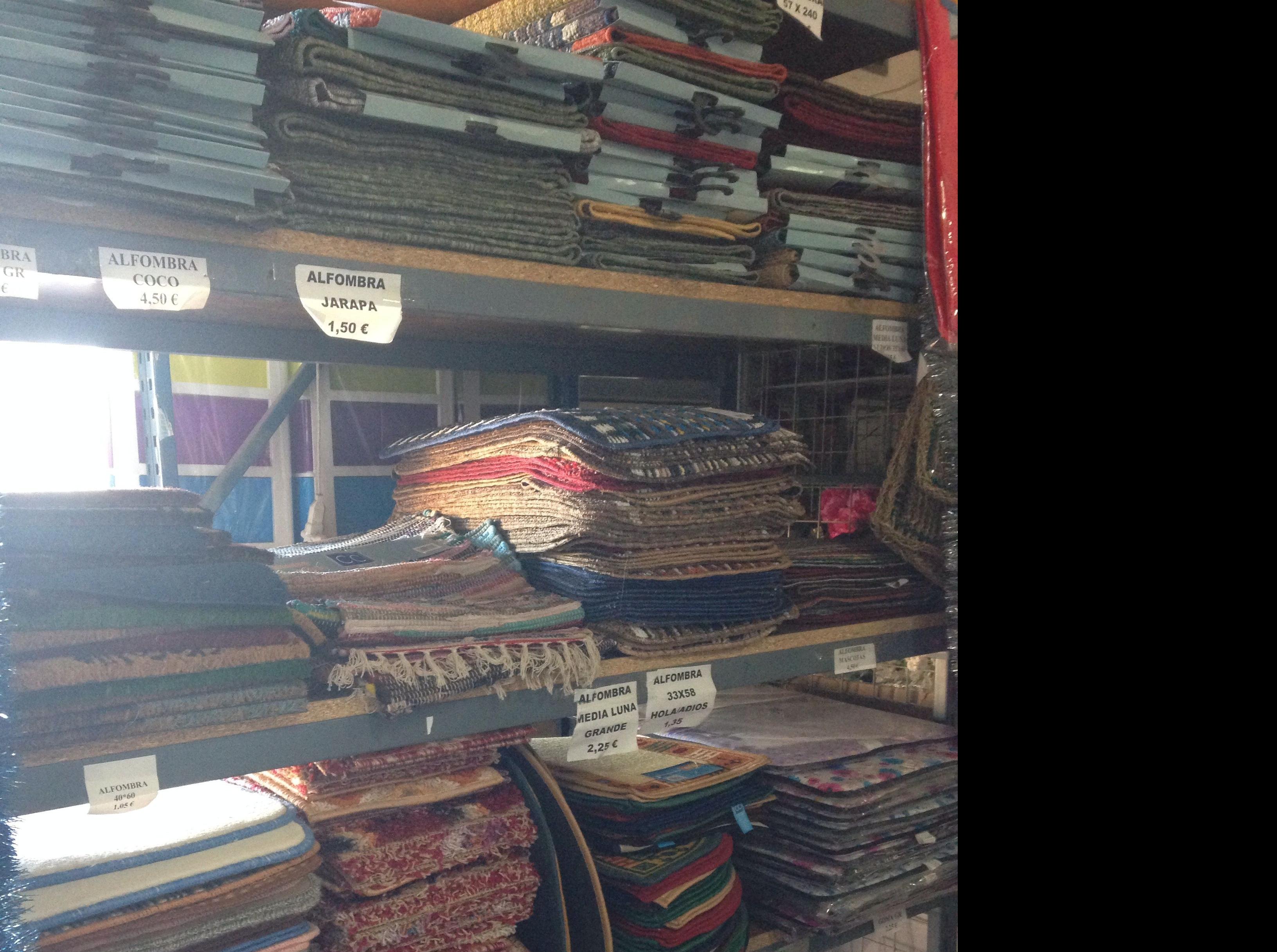Felpudos y alfombras