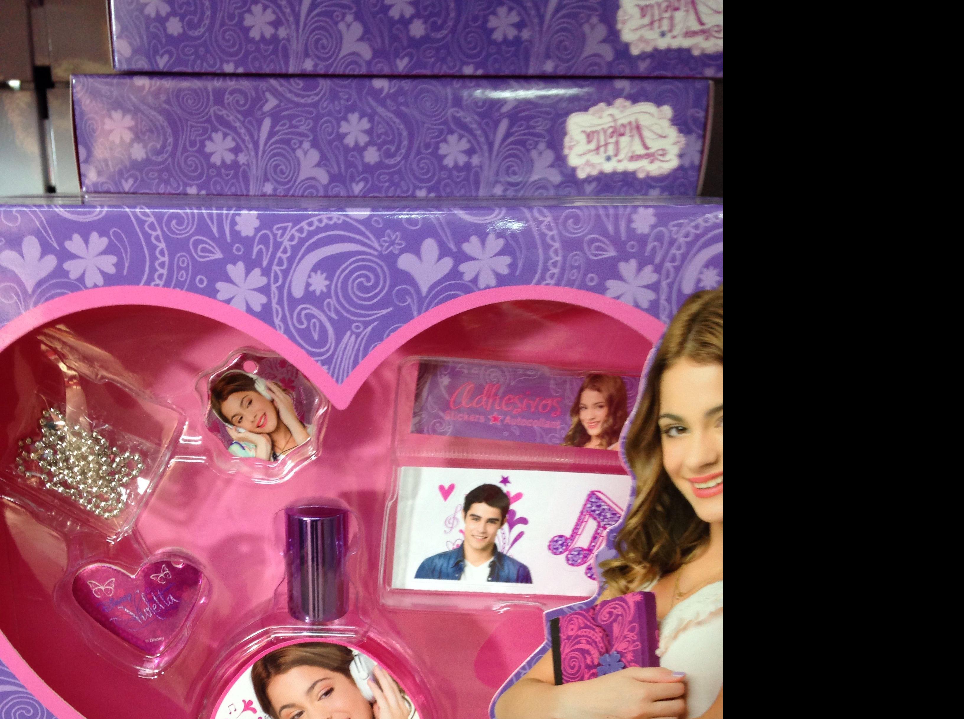Violeta estuches perfume