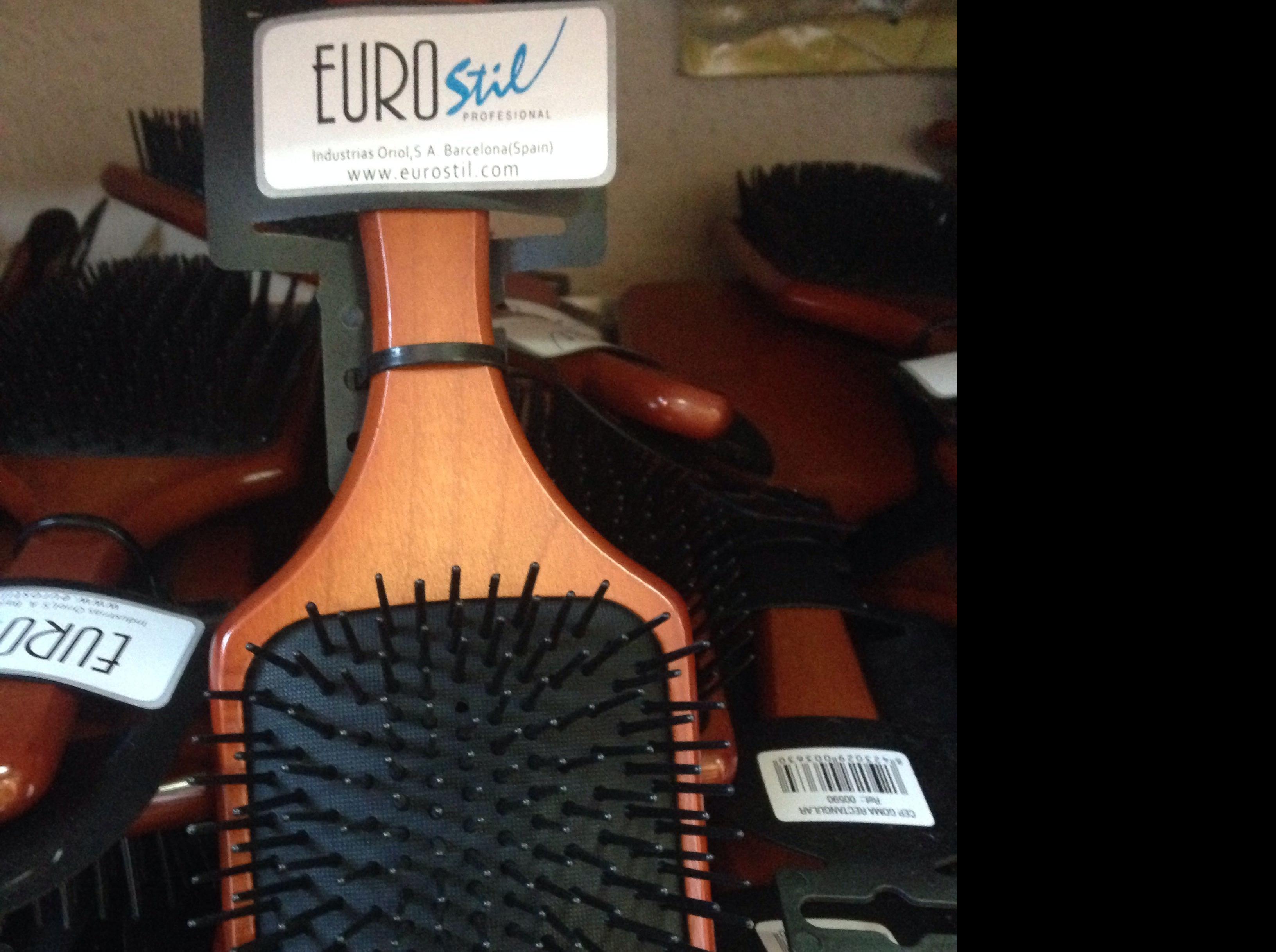 Cepillo euro stil