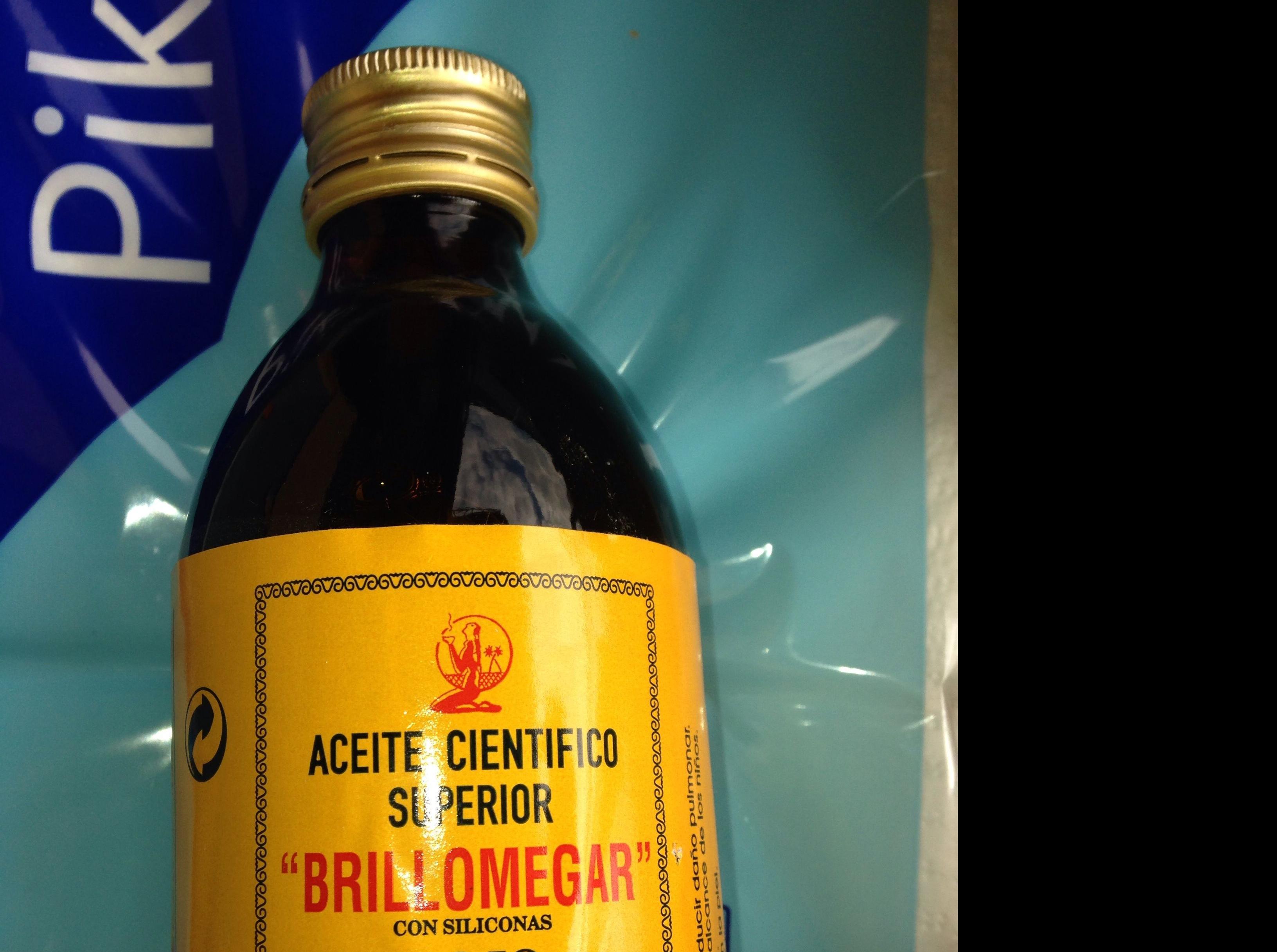 Aceite científico