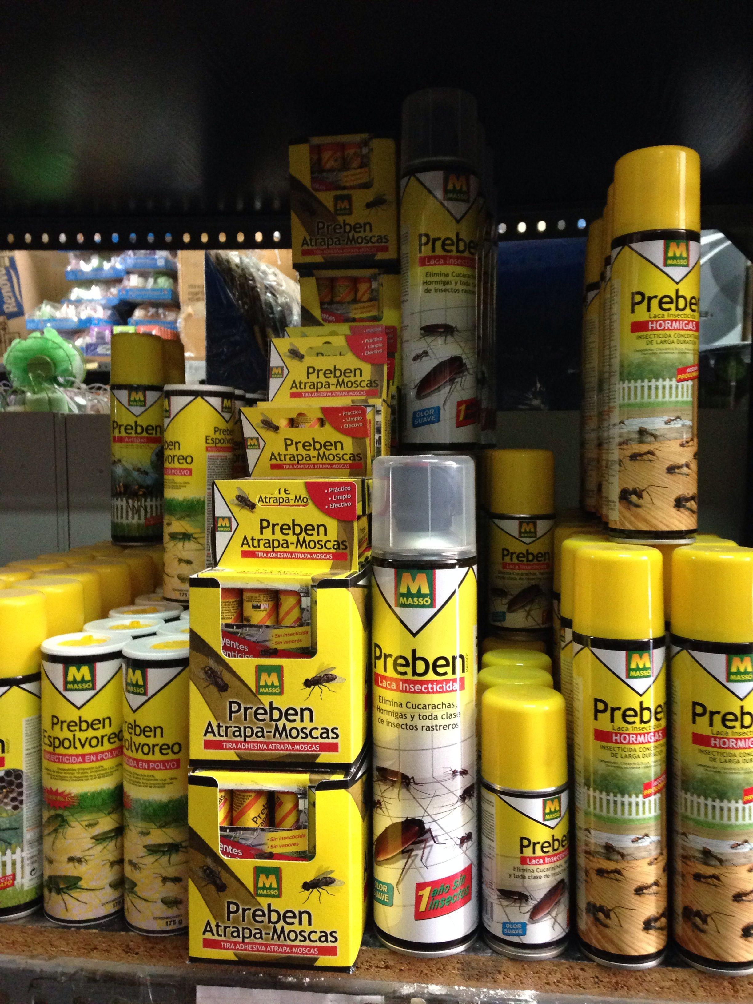 Masso raticidas,cucas, hormigas....: Productos y servicios de Comercial Cash Logon