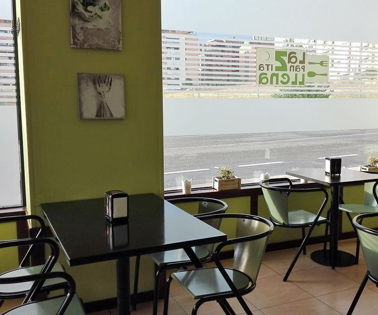 Menú económico en Las Tablas, Madrid