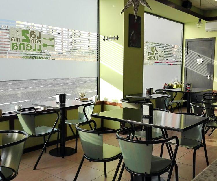 Comida casera en Las Tablas, Madrid