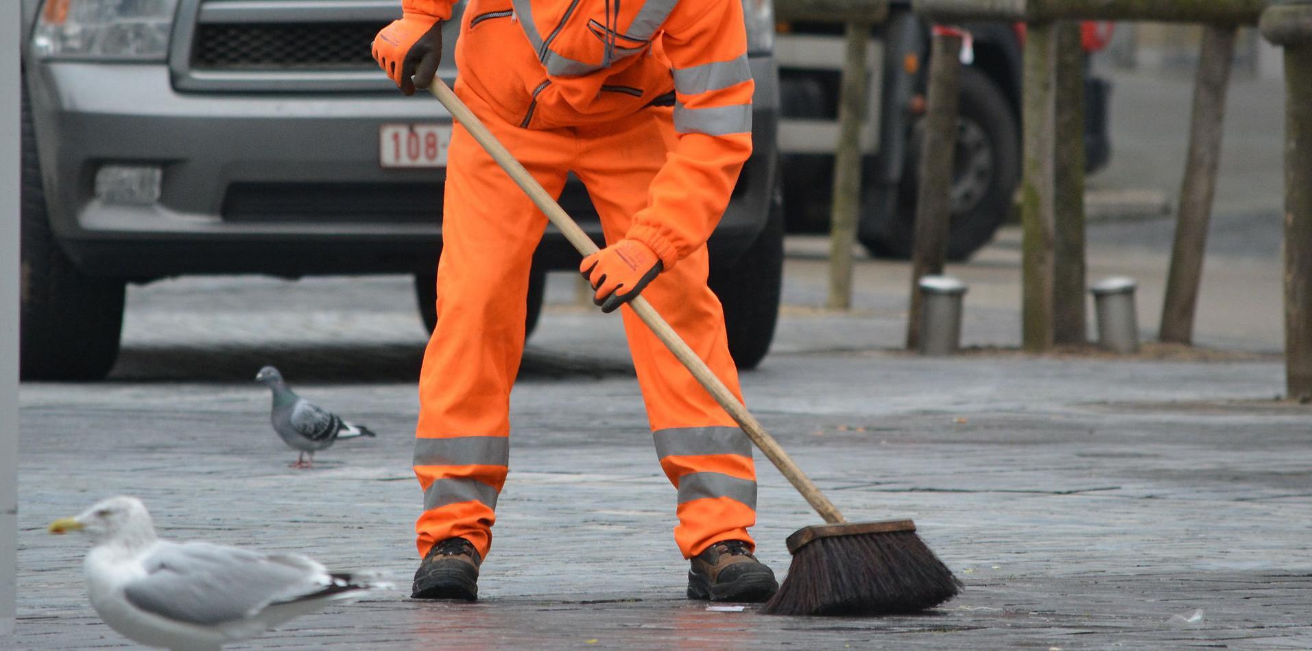 Limpieza de calles y vías públicas