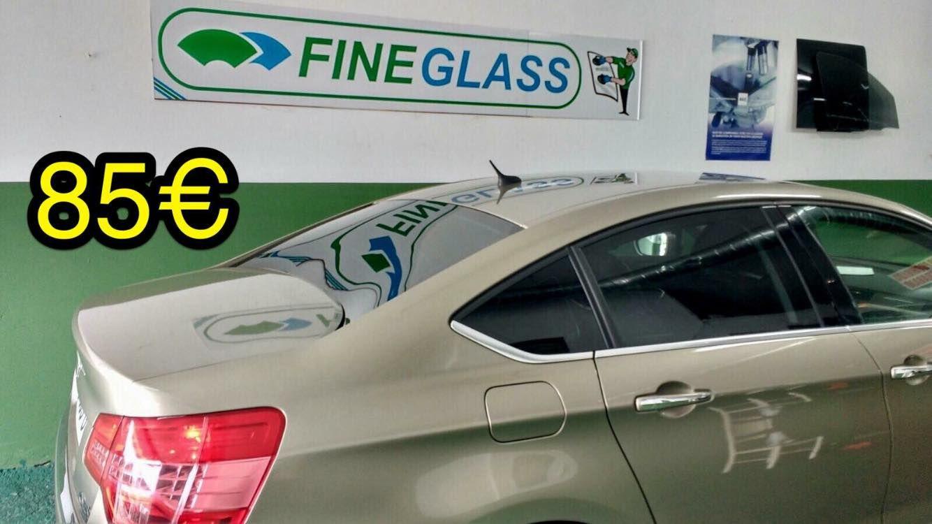Cristalería del automóvil en A Coruña