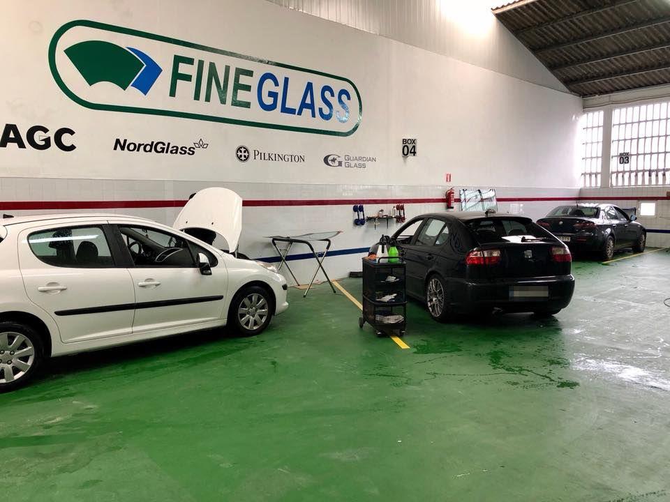 Cristalería del automóvil