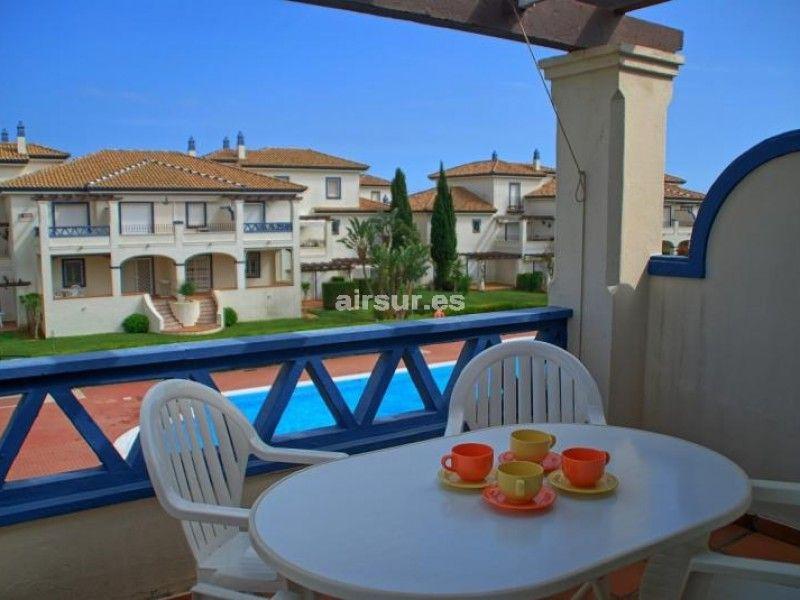 Precioso apartamento en Isla Canela, Ayamonte, un enclave maravilloso
