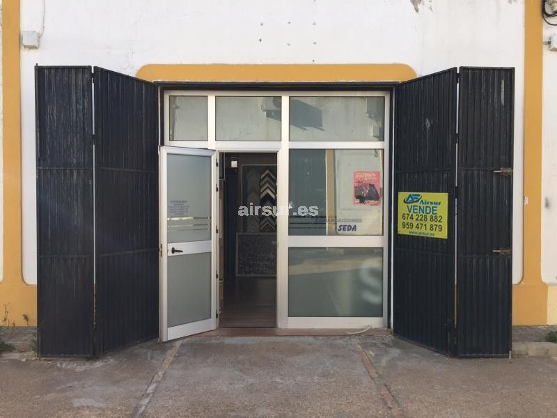 Nave en venta en el Polígono de Santa Gadea de Ayamonte