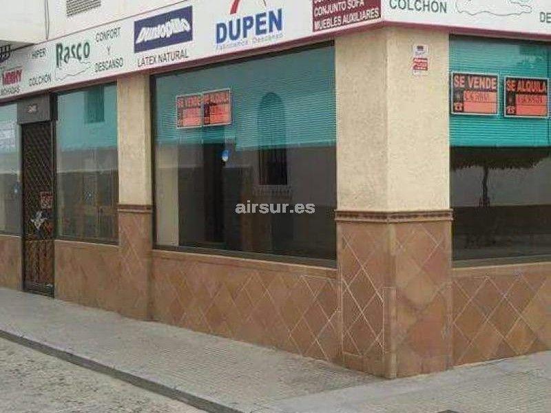 Local en zona Plaza Sor Ángela de la Cruz de Ayamonte