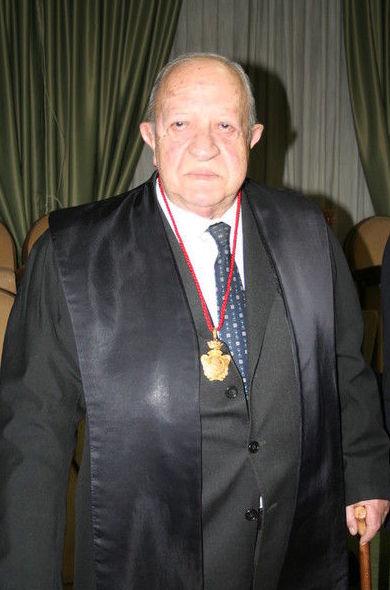 D. Baltasar Orejas Díez, fundador de nuestro bufete