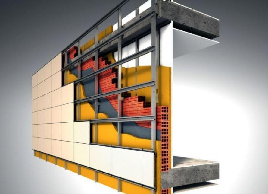 Sistemas de fachadas ventiladas