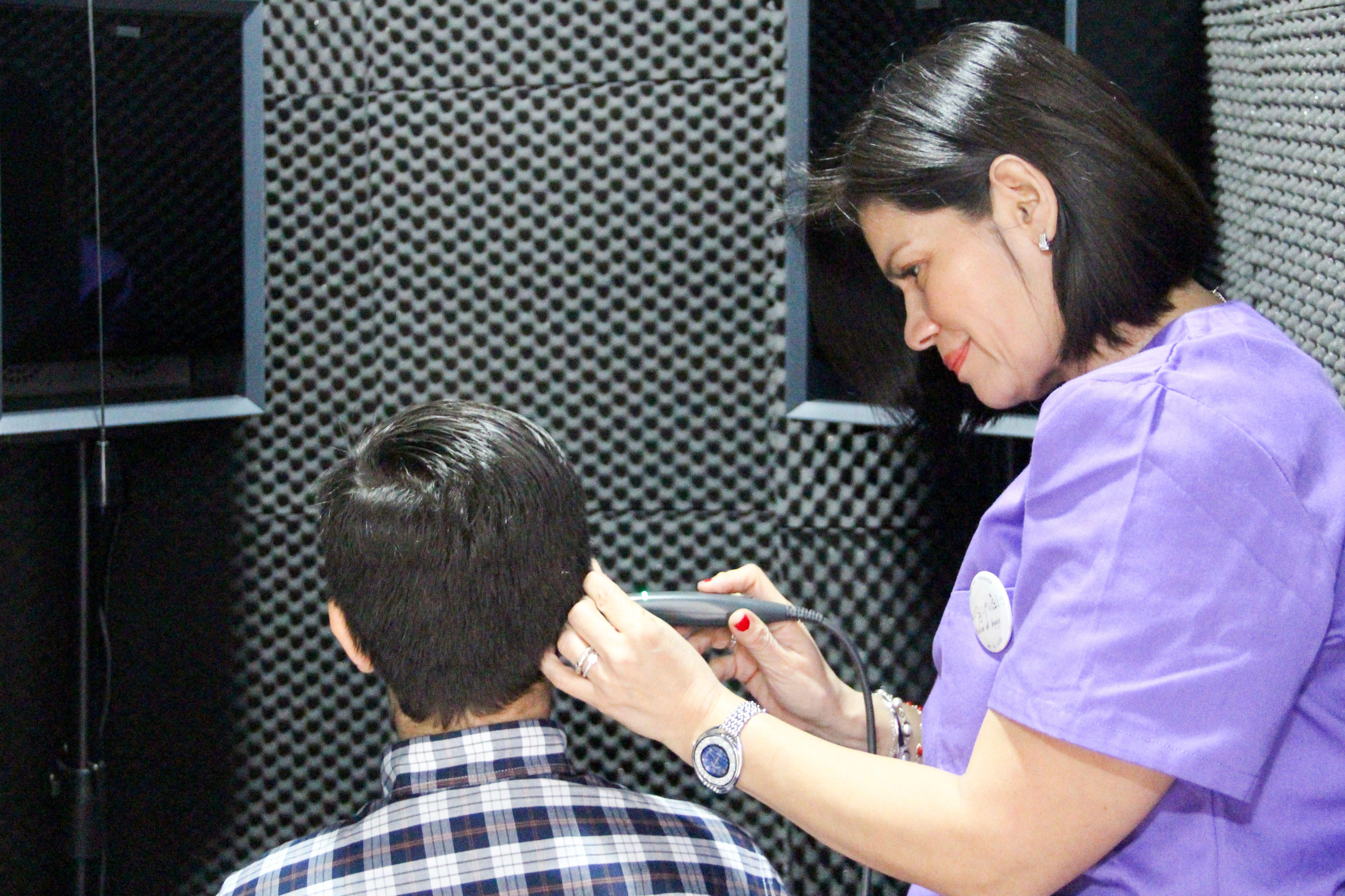 Fonoaudiología en Centro Logos