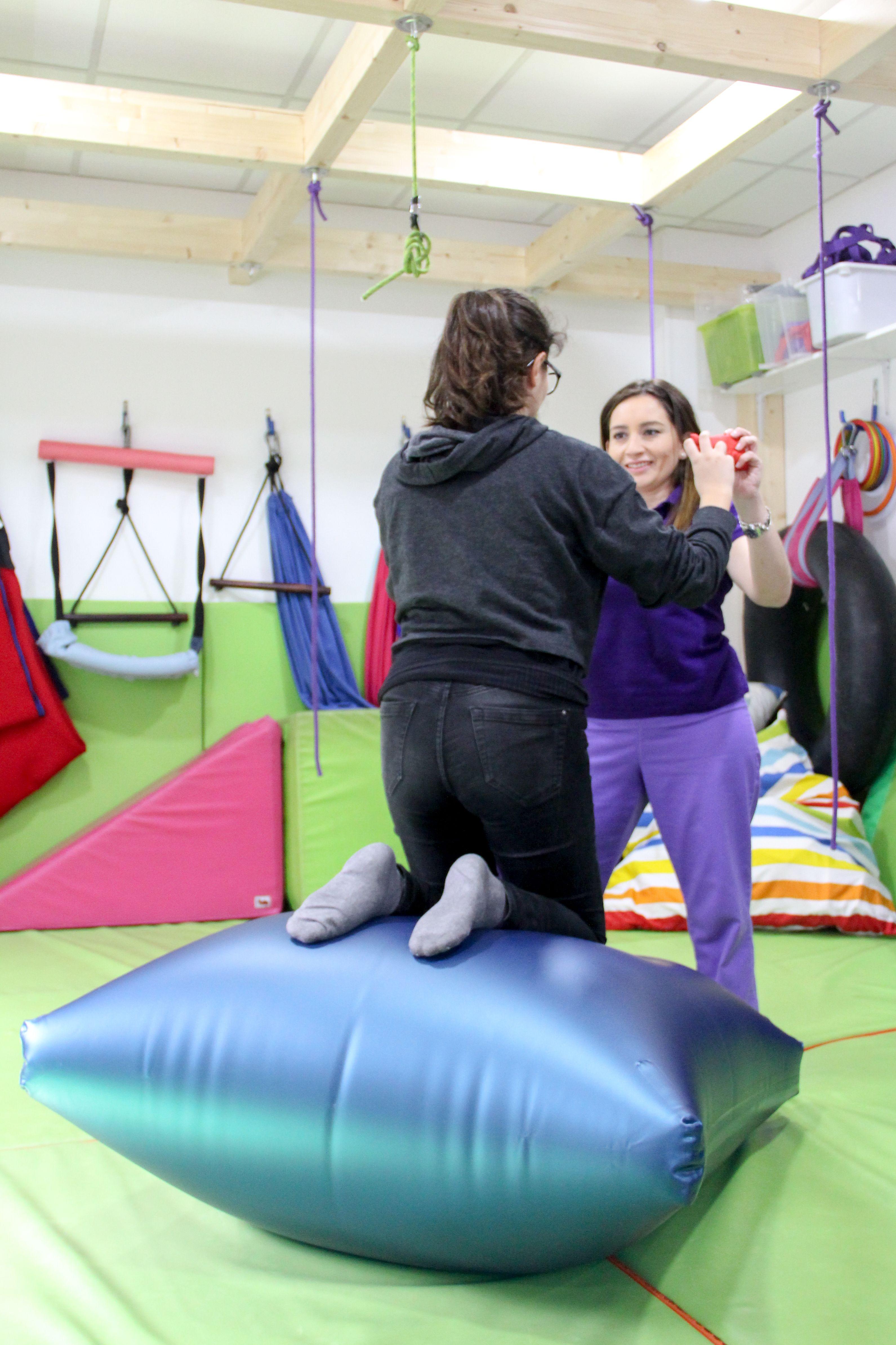 Terapia de integración sensorial