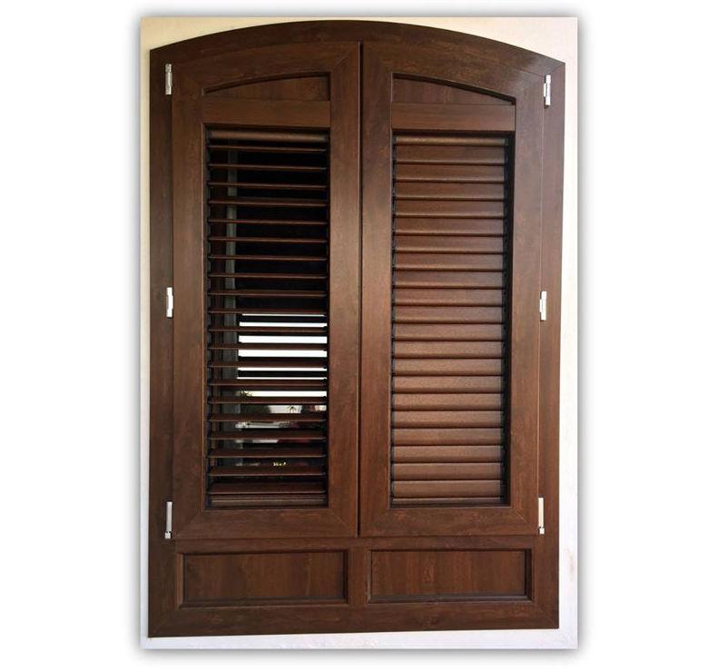 Foto 11 de puertas y ventanas en pvc en tarlanz - Ventana con persiana integrada ...