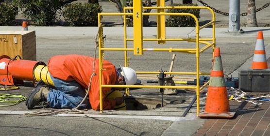 Drenaje perimetral: Servicios de Obras de Pocería Celso