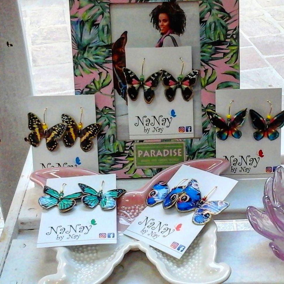 Mariposas hand made