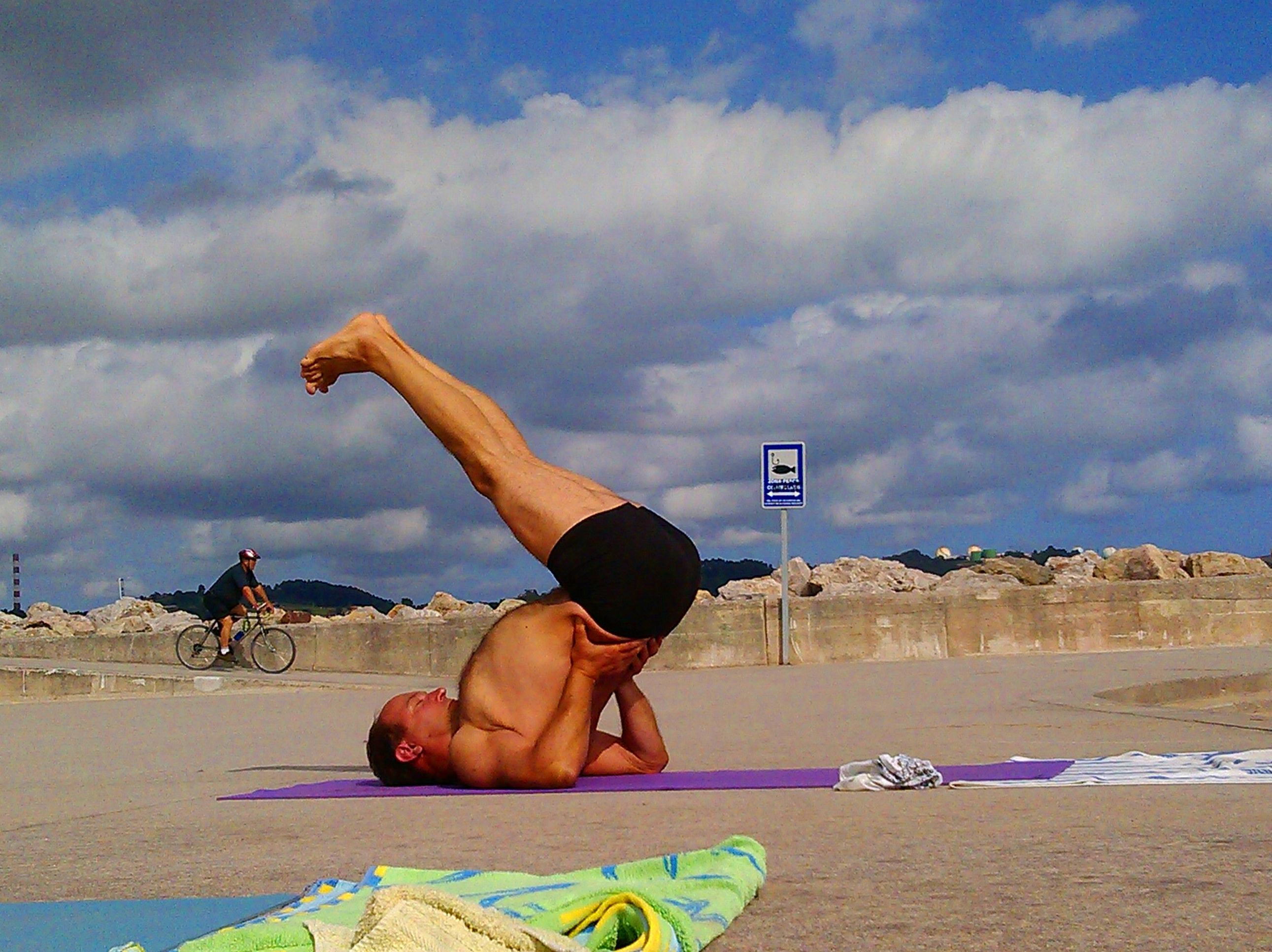 Foto 19 de Centro de yoga en Gijón | Hanuman-Yoga Estudio