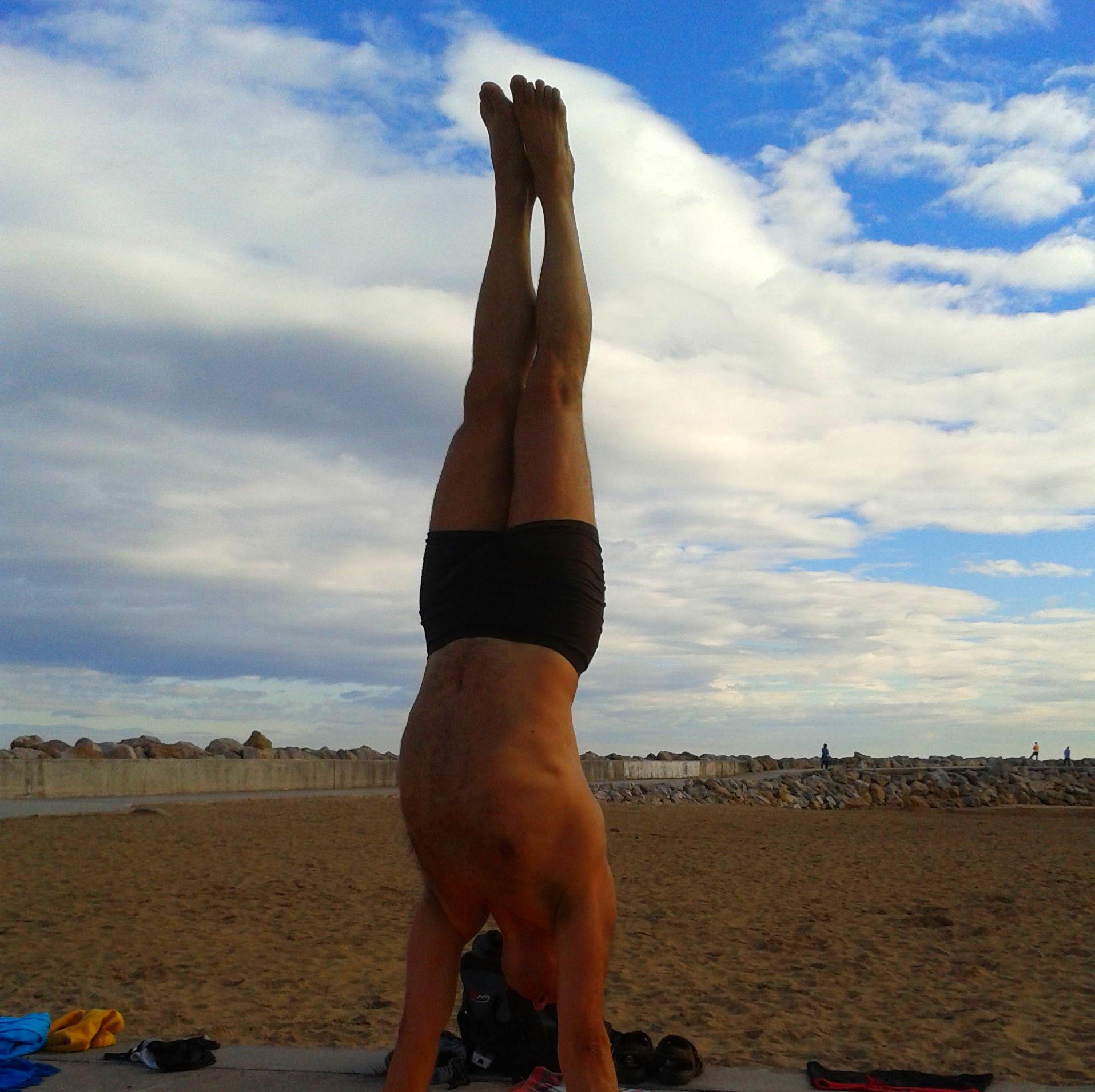 Foto 8 de Centro de yoga en Gijón | Hanuman-Yoga Estudio
