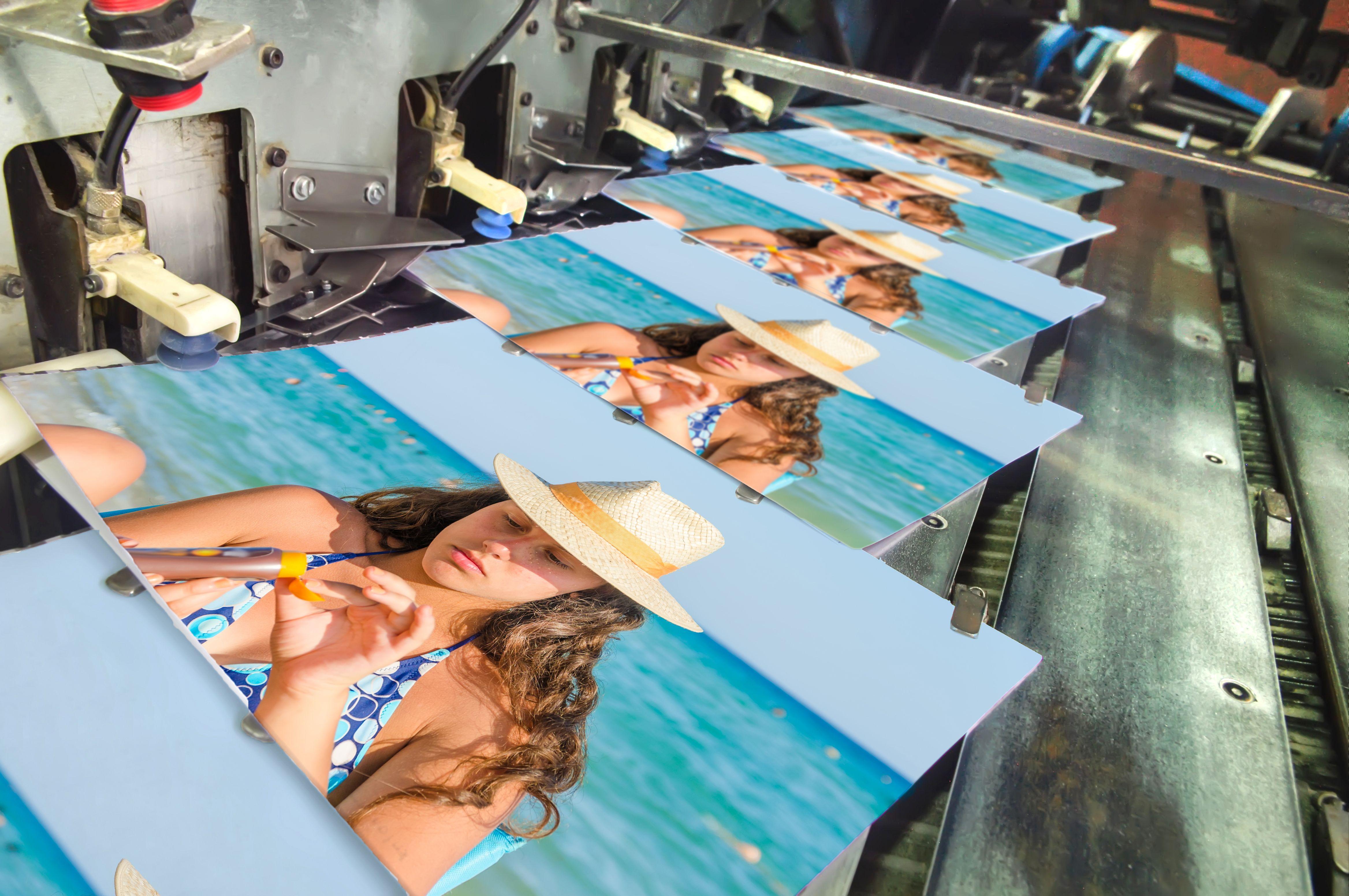 Impresión de fotografías en Zaragoza