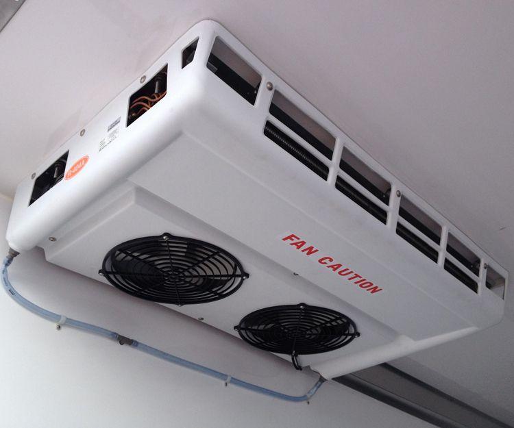 Equipo de refrigeración en camión