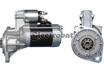 Motor de arranque para SLX