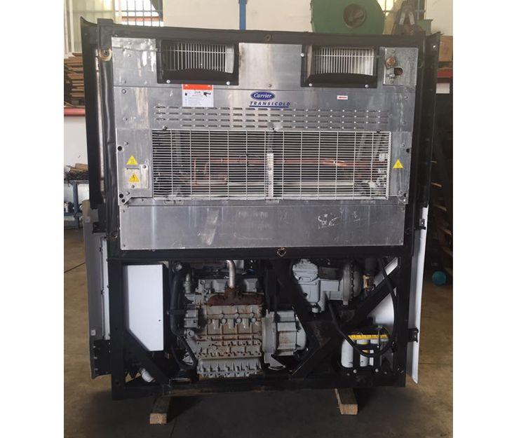 Taller de reparación de equipos de refrigeración del transporte