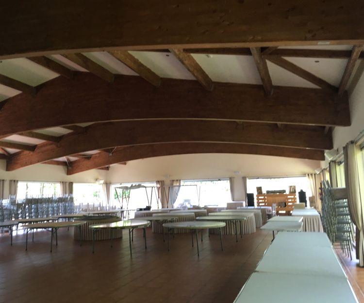 Salón de banquetes Villa Delia