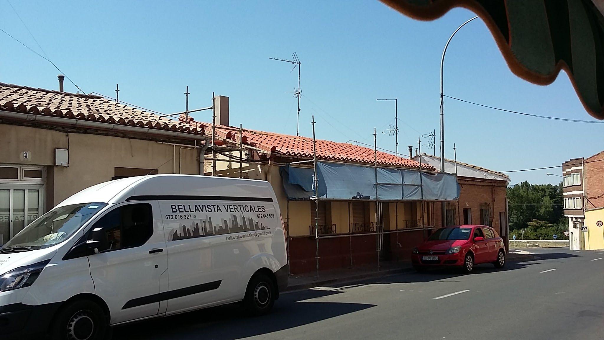 Expertos en mantenimiento de edificios