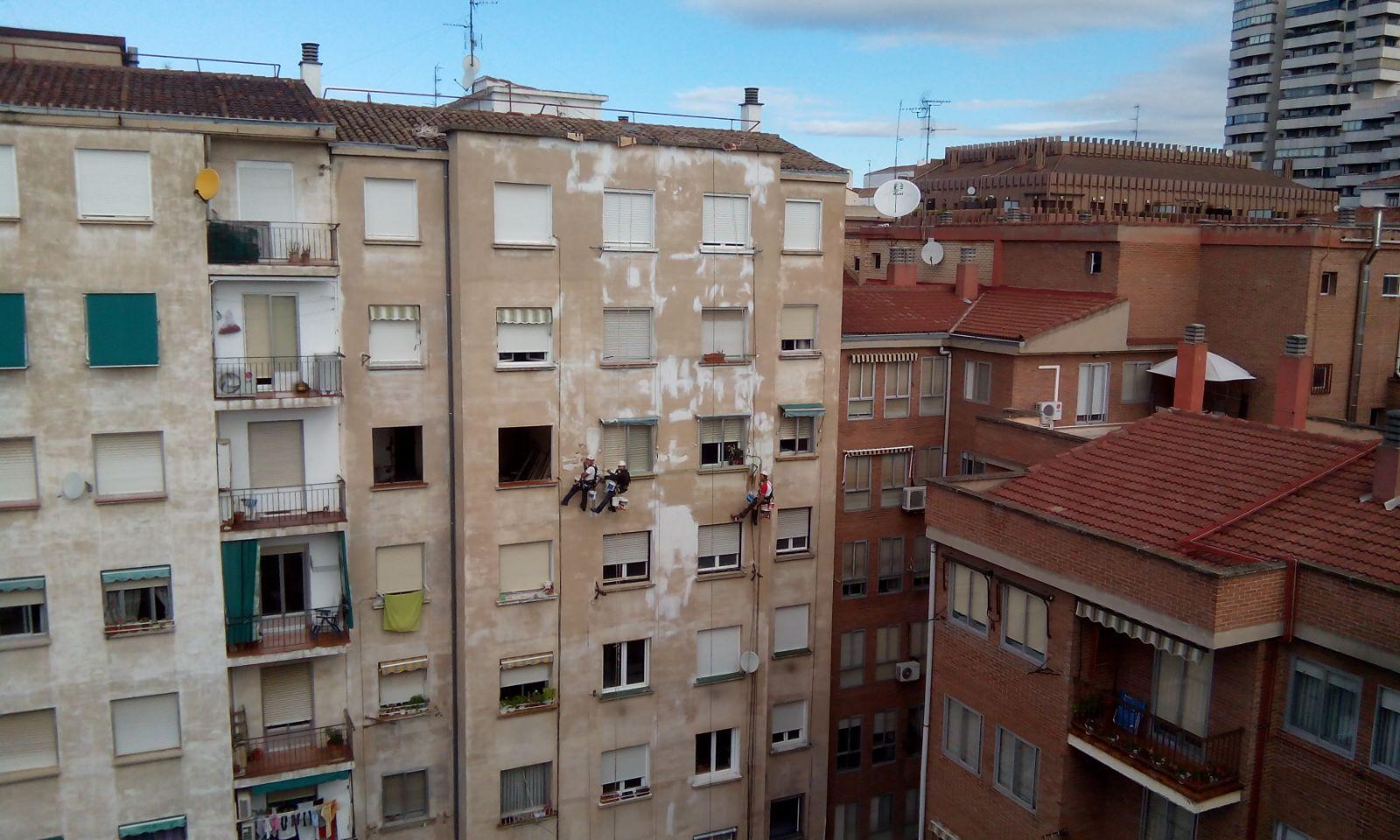 Expertos en fachadas
