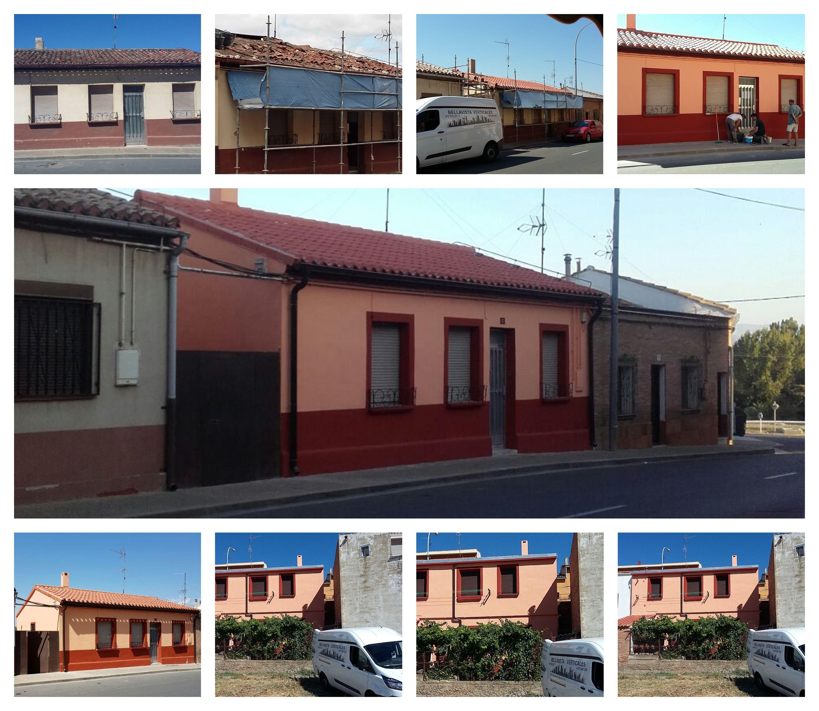 Coordinación de gremios para la rehabilitación de casas