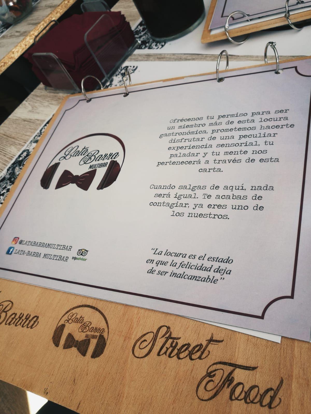 Foto 3 de Cocina internacional en  | Lata Barra Multibar