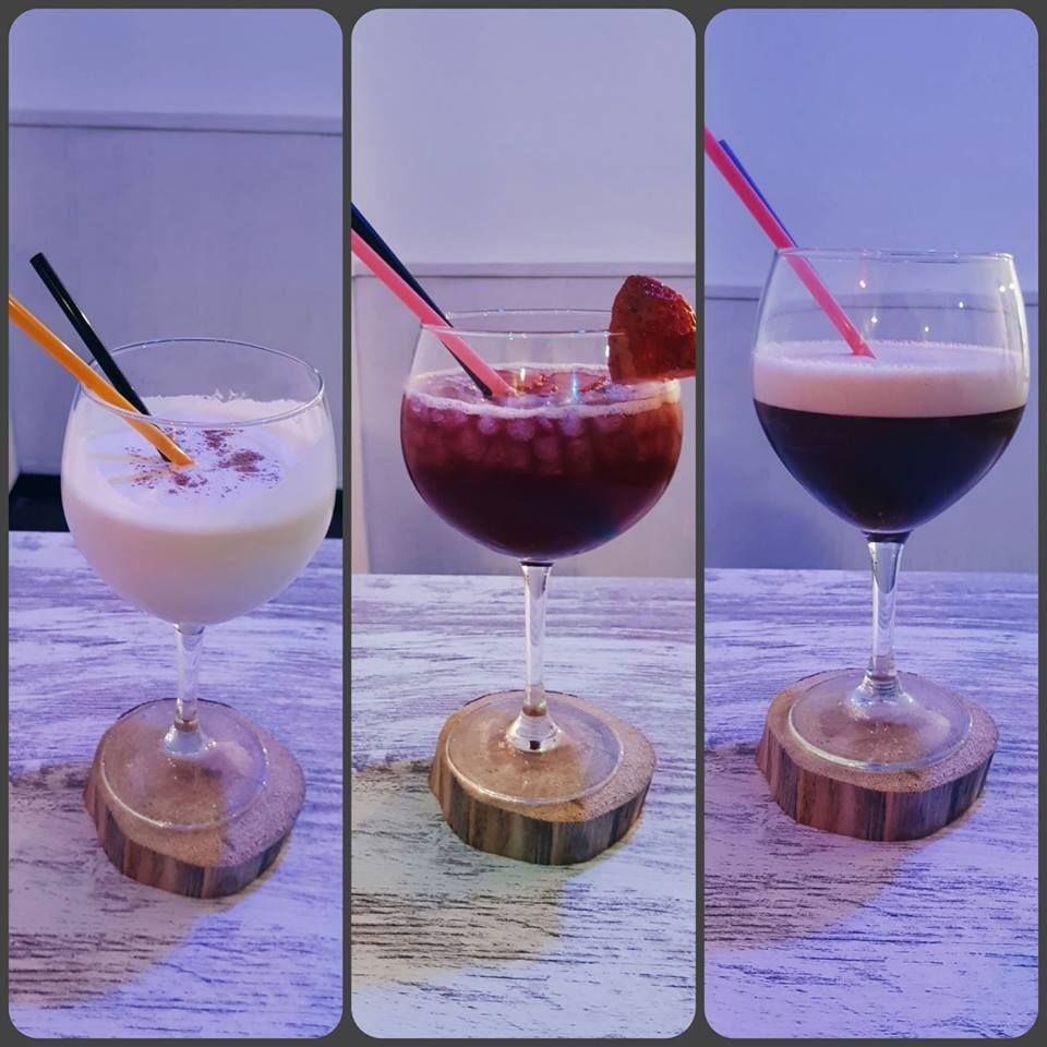 Bar de copas en San Fernando