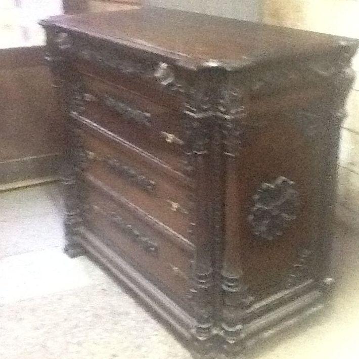 Restauración de mobiliario clásico