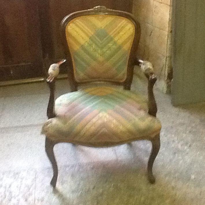 Sofá y silla: Servicios de Lendik Restauración