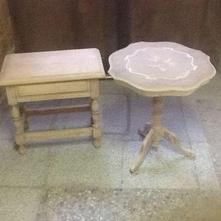 Restauración de mobiliario de todos los estilos en Pamplona