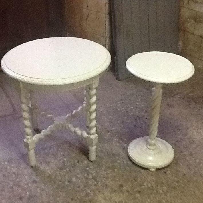 Mesa y peana: Servicios de Lendik Restauración