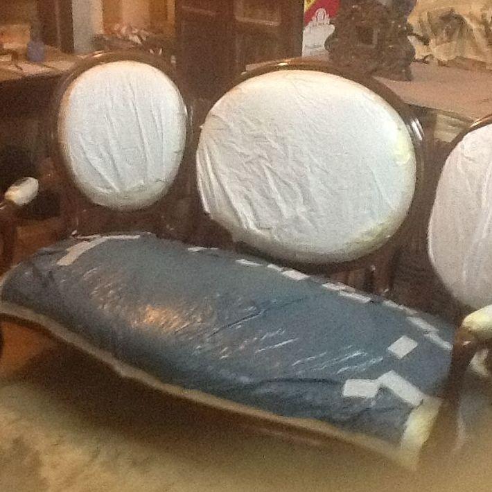 Restauración de muebles en Pamplona