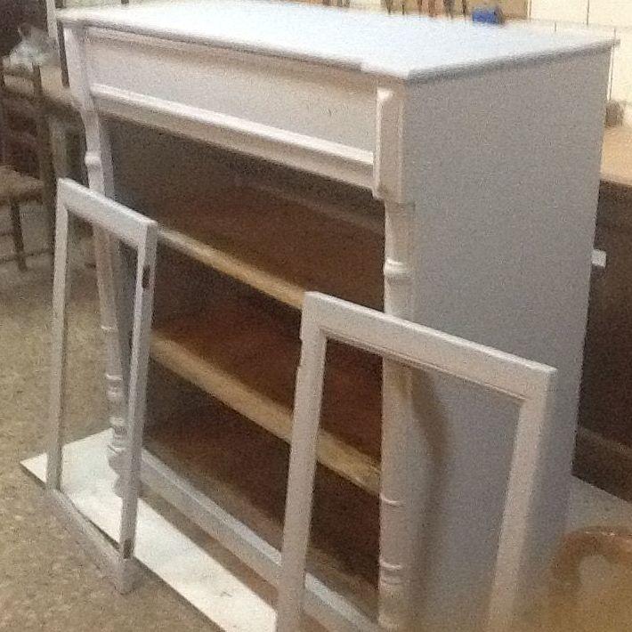 Taller de restauración de muebles de madera en Pamplona