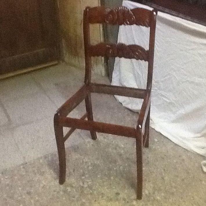 Cursos de restauración de muebles en Pamplona
