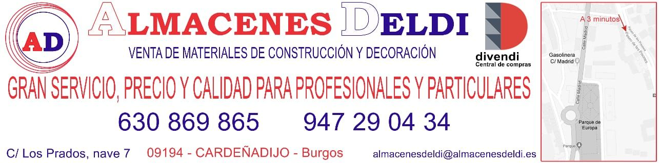 Foto 2 de Especialistas en escayola y pladur en Cardeñadijo | Almacenes Deldi Grupo_Divendi