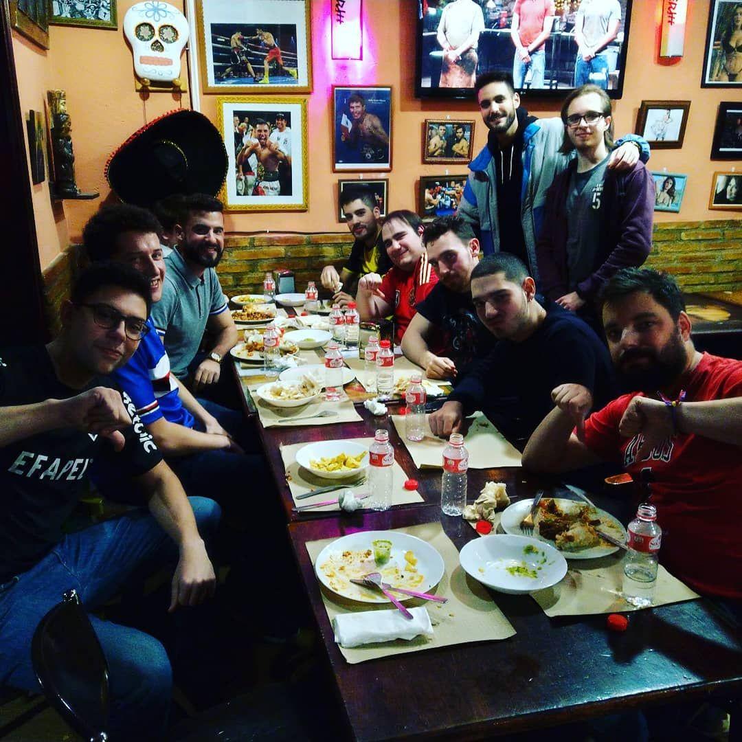 Foto 14 de Restaurante de comida mexicana en    Café Viryin SingStar