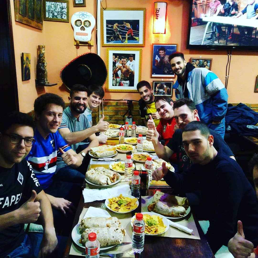 Foto 21 de Restaurante de comida mexicana en  | Café Viryin SingStar