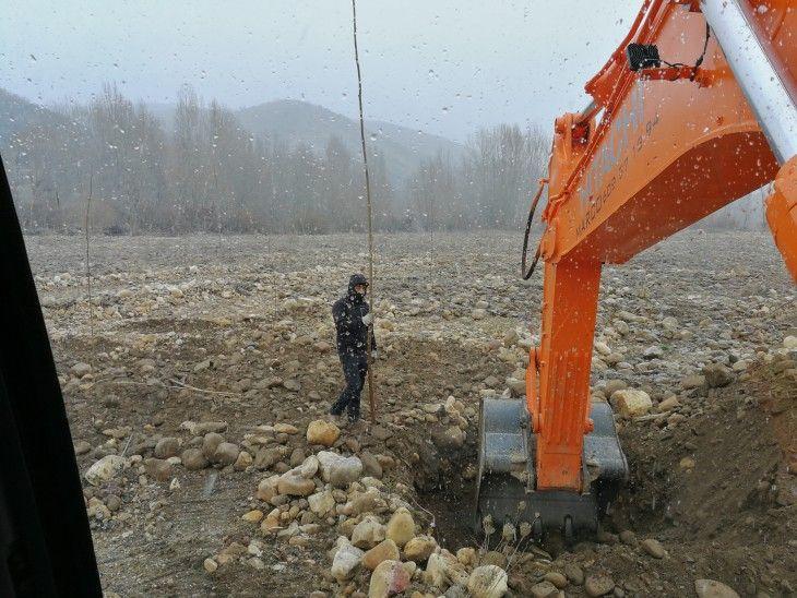 Foto 11 de Excavaciones en León   Excavaciones Marco A. Llamazares