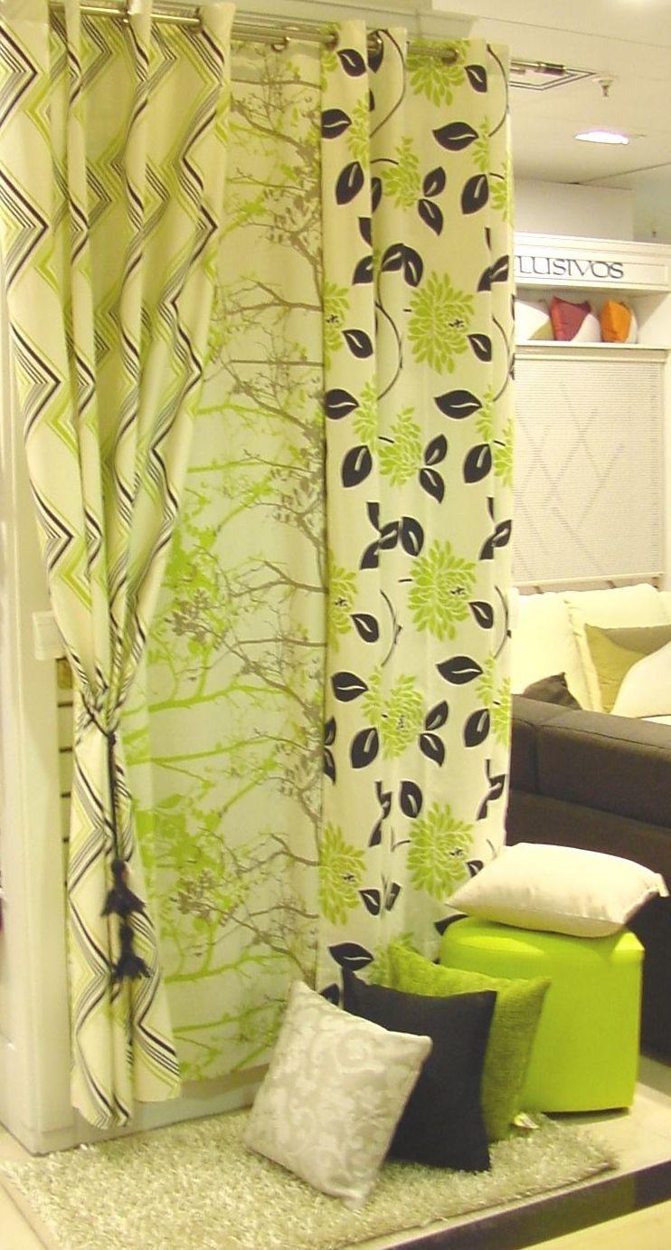 Telas para cortinas en Pamplona y textil para el hogar